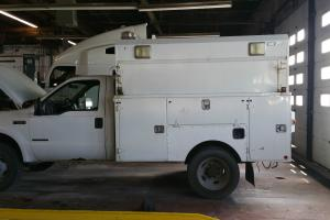 Ford : F-550