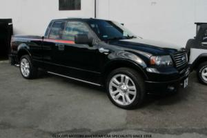 2006 FORD F150 HARLEY DAVIDSON 5.4 LITRE AUTO 2WD PICKUP TRUCK