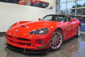 Dodge : Viper SRT-10 Photo