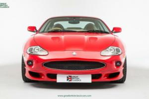 Jaguar XKR 450 Grand Prix // Phoenix Red // 1998