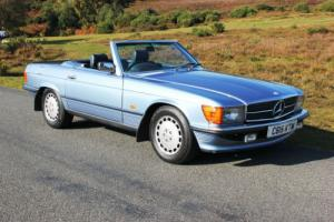 Mercedes-Benz 500SL With Air Conditioning 300SL 420SL 107 Pagoda 280SL 380SL 450