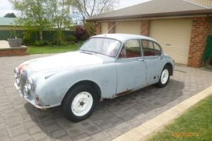 1961 Jaguar Mkii MK2 2 4L Automatic in NSW