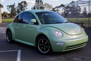Volkswagen Beetle Sunshine 2000 3D Hatchback Manual 2L Multi Point in VIC