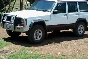Jeep Cherokee Sport 4x4 1995 4D Wagon Automatic 4L Electronic F INJ in QLD