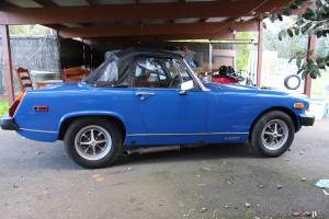 MG Midget Rubber Nose