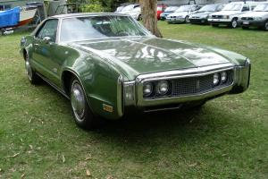 Oldsmobile Toronado 1970 455 Cube Front Wheel Drive MAY Suit Monaro OR GT Buyer in QLD
