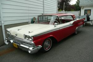 Ford : Galaxie Galaxie 500