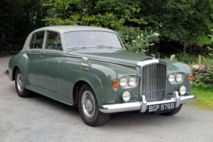 1964 Bentley S3 Four Door Saloon B136FG