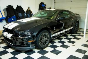 Ford : Mustang Shelby GT500