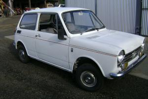 Rare Honda Scamp N360 1970 Good Going Condition
