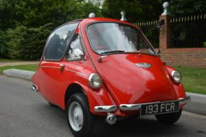 HEINKEL TROJAN 200 BUBBLE CAR 1963