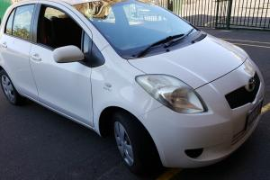 Toyota Yaris YR 2006 5D Hatchback Manual 1 3L Multi Point F INJ 5 Seats in VIC