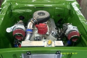 Ford : Falcon hot rod