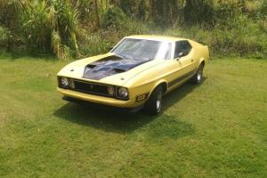 Ford Mustang Mach 1 1973 in QLD
