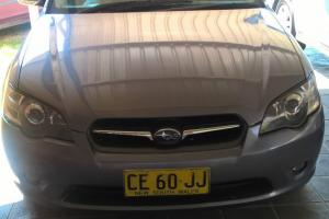 Subaru Liberty 2 5i 2005 4D Wagon Manual 2 5L Multi Point F INJ 5 Seats in NSW
