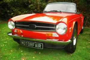 1973 Triumph TR6 2.5pi 2 OWNER UK MATCHING NUMBER CAR, 39,000 MILES