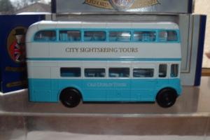 OLD DUBLIN TOURS ROUTEMASTER BUS OXFORD DIECAST WITH BOX SCROLL DOWN 4 PHOTOS
