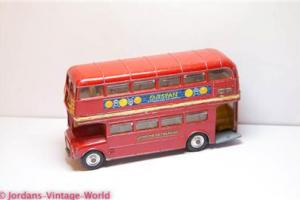 Corgi 468 LONDON TRANSPORT ROUTEMASTER DOUBLE DECKER - Vintage Original Old