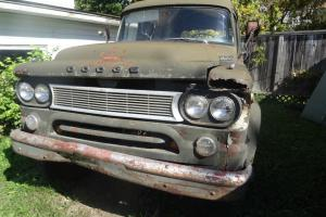 Dodge : Power Wagon