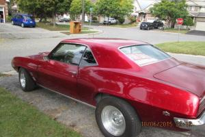 Pontiac : Firebird 350 Big Block with 400 Heads/Hood