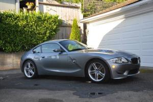 BMW : M Roadster & Coupe M coupe