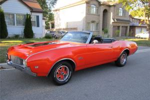 Oldsmobile : 442 442 convertible Photo