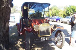 1912 T Ford Mother Inlaw