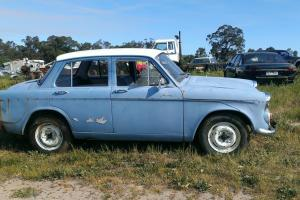 OLD Hillman Minx in VIC