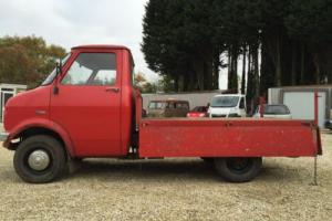 Bedford CF 1978 MK1 LOW MILES 17127 Project 2.3 Petrol One Family Owned