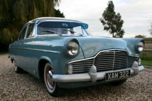 Ford Zephyr Zodiac V8. Exceptional restoration with a subtle upgrade for Sale