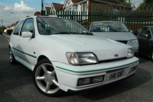 Ford Fiesta 1.6 RS Turbo
