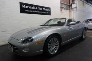 2004 JAGUAR XK8 CONVERTIBLE 4.2 CONVERTIBLE 2D AUTO 300 BHP Photo