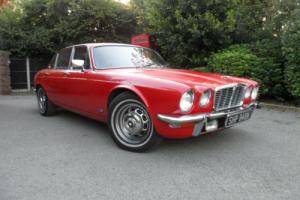 Jaguar 4.2 XJ6 L AUTO 1974 (N reg) Photo