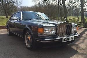 1994 Rolls-Royce Silver Spur 6.8 III Photo