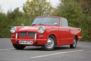 Triumph Herald 948 Convertible 1960 Photo