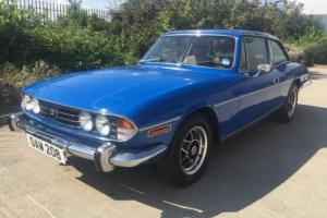 1977 Triumph Stag 3.0 V8 AUTO EXCELLENT CONDITION