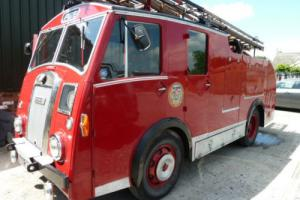 DENNIS F8 FIRE/PUMP ENGINE