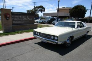 1969 Ford Galaxie 500 Coupe 351V8