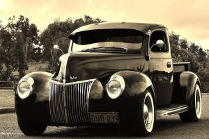 1939 Ford Pick UP HOT ROD in NSW