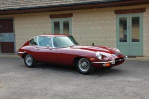 1969 JAGUAR 4.2 SERIES TWO E TYPE 2+2 MANUAL