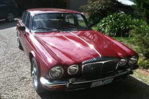1974 Daimler Double SIX in VIC