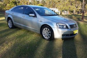 Holden Statesman WM V6 2008 Sedan Sports Automatic Great Condition NOT VE SS in NSW