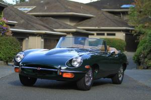 Jaguar : E-Type Photo