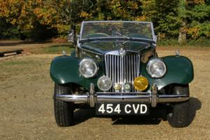 1954 MG TF 1500 Photo