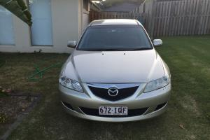 Mazda 6 Classic 2005 4D Sedan Automatic 2 3L Multi Point F INJ 5 Seats