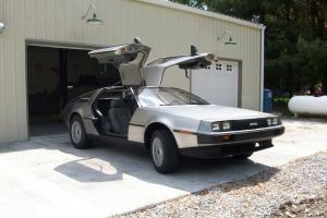 1982 Delorean DMC 1980s Icon