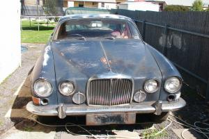 Jaguar 420 G 1968 4D Sedan 3SP Auto 4 2L Carb in SA