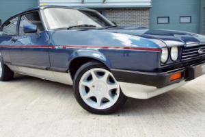 1984 Ford Capri 2.8 Turbo Technics Upgrade Great Example Rare Car!