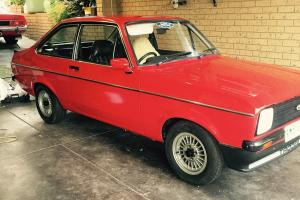1980 Ford Escort 2 0L GL in VIC