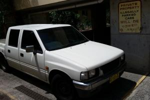 Holden Rodeo 1994 DLX Dual CAB 2 6L